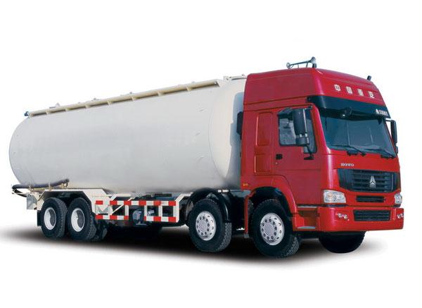 中国重汽-HOWO-6×4散装水泥车